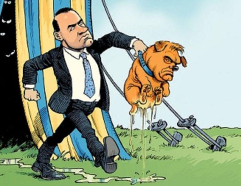 Orbán nem csak ránk veszélyes