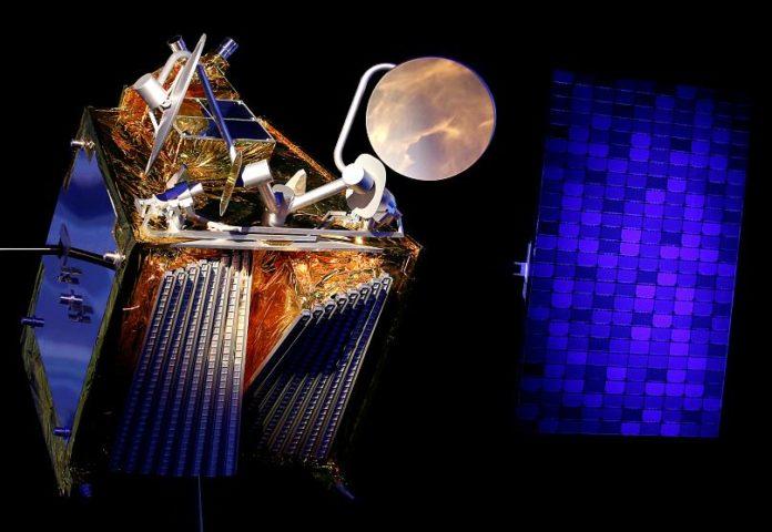 internet műholdról