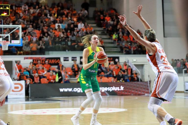 Négyes döntőben a Sopron a női kosárlabda Euroligában