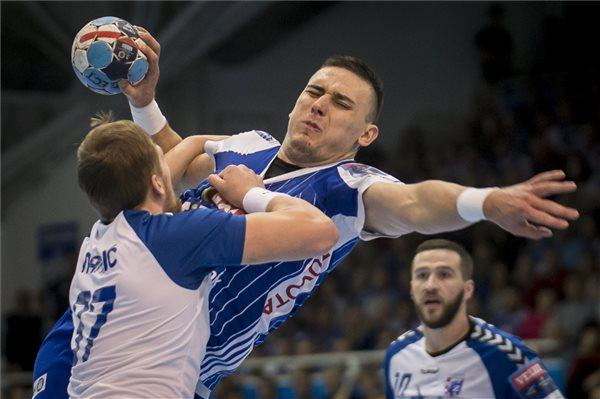 A Szeged döntetlent játszott a kézilabda Bajnokok Ligájában