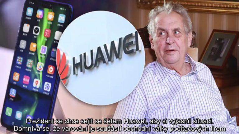 Hát én immár kit válasszak? Huawei dilemmák Közép Európában
