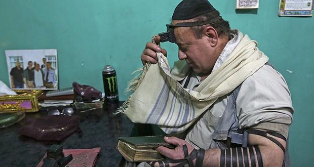 Egy zsidó Afganisztánban