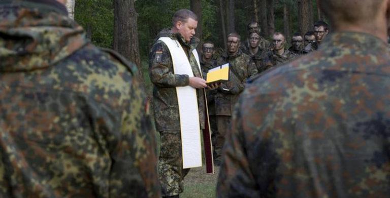 Tábori rabbik és imámok a Bundeswehrben