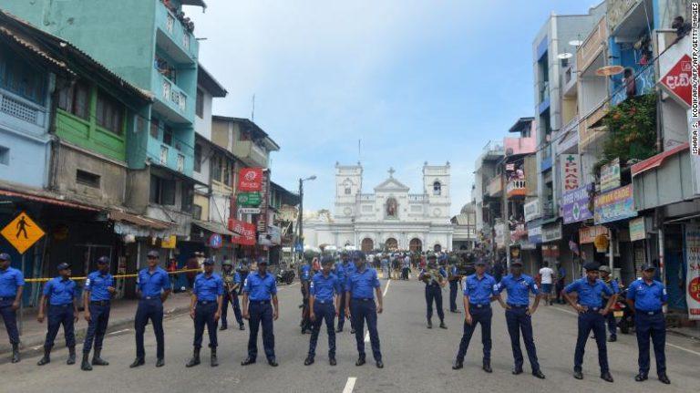 Frissítve!! – Húsvéti merényletsorozat Sri Lankán – Nyolc ember őrizetben