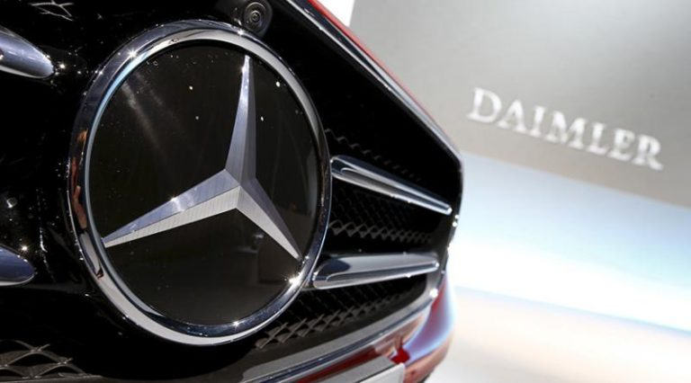 Putyin jelenlétében avatták fel az első Mercedes gyárat Oroszországban