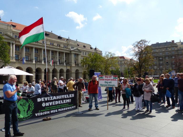Az Európai Bíróság visszalőtte a devizahiteles pereket