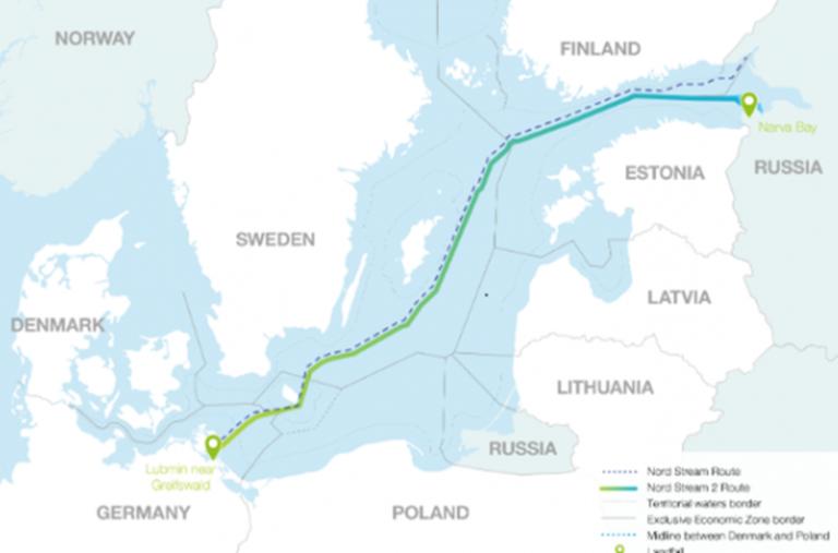 Manfred Weber: leállítanám az Északi áramlat 2-t!