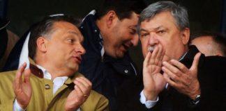 Orbán és Csányi