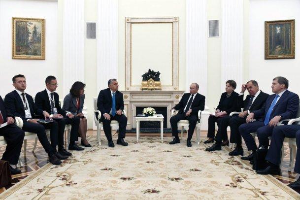 Amerikai szemmel: a magyar-orosz kapcsolat kockázat