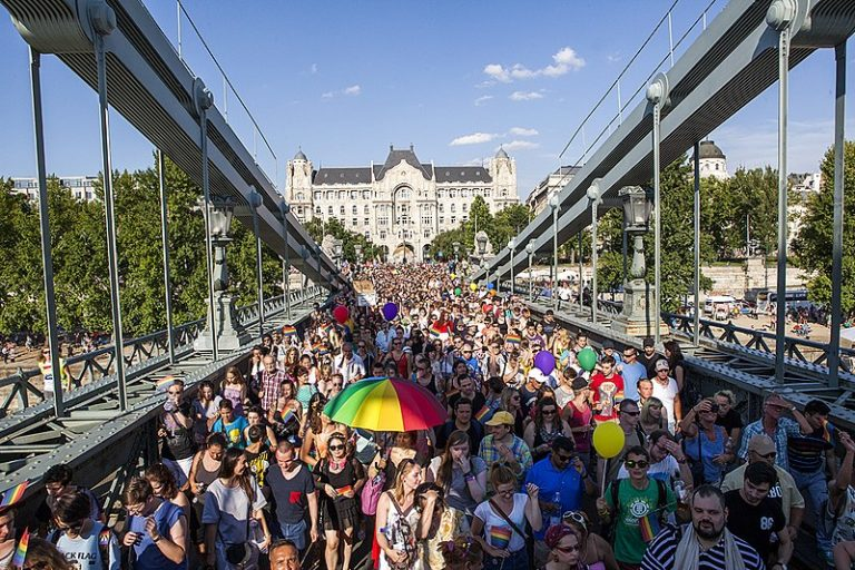 Bíróságra ment a Pride és a TASZ: lazítottak a rendőri túlbiztosításon