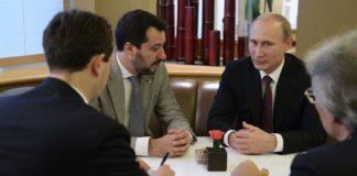 Moszkva támogatja Salvinit