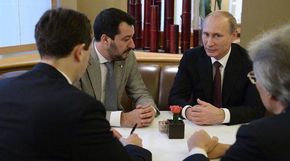 Putyin az európai szélsőjobb keresztapja
