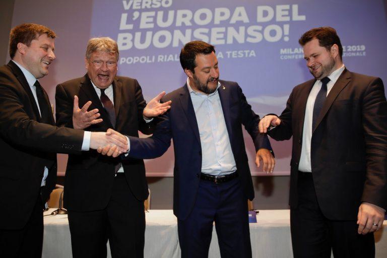 Átrendeződött a Salvini-féle blokk az EP-ben