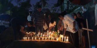 temetés Srí Lankán