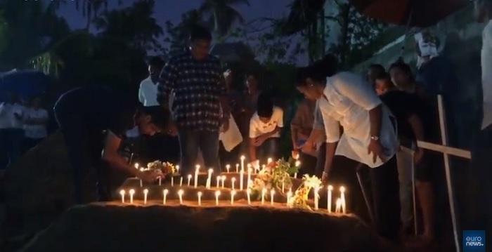 Nemzeti gyásznap Srí Lankán