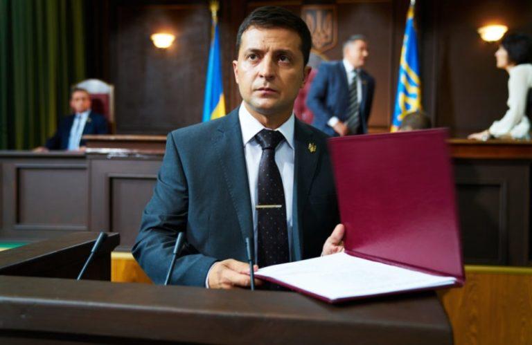 Történelme során először zsidó elnököt választhat Ukrajna