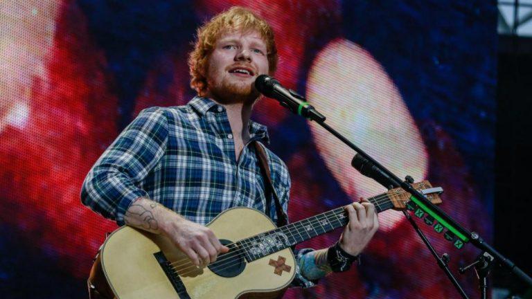 Újra lehet Ed Sheeran jegyet kapni