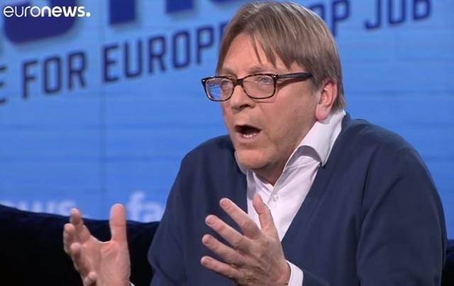 Kemény kérdések Verhofstadtnak