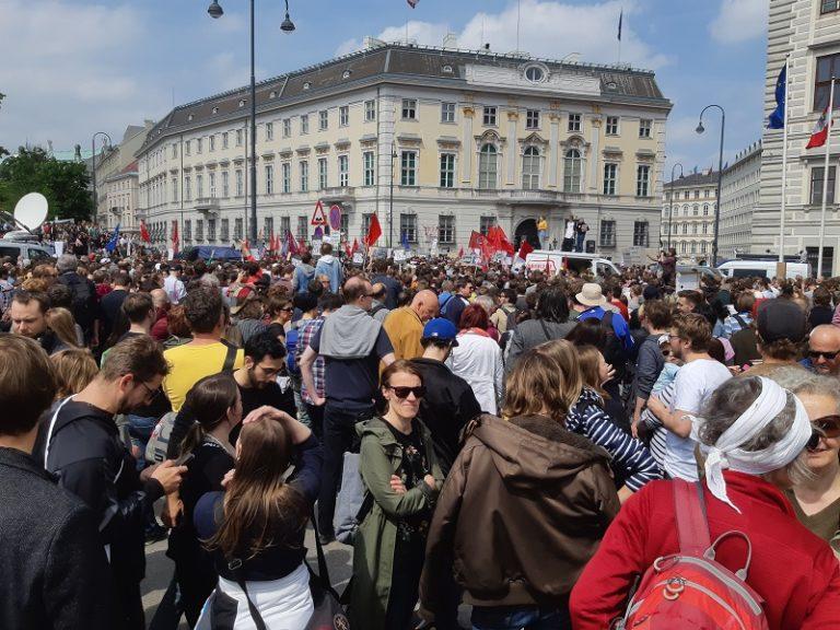 Az osztrák lehallgatási botrány hullámverései