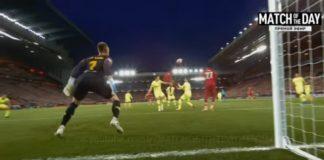 Bajnokok Ligája Liverpool gól