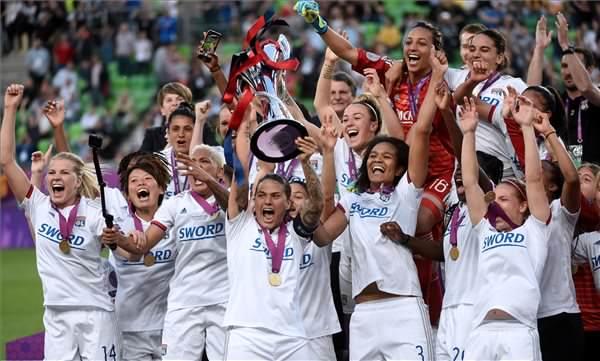 A Lyon győzött a női labdarúgó BL budapesti döntőjében