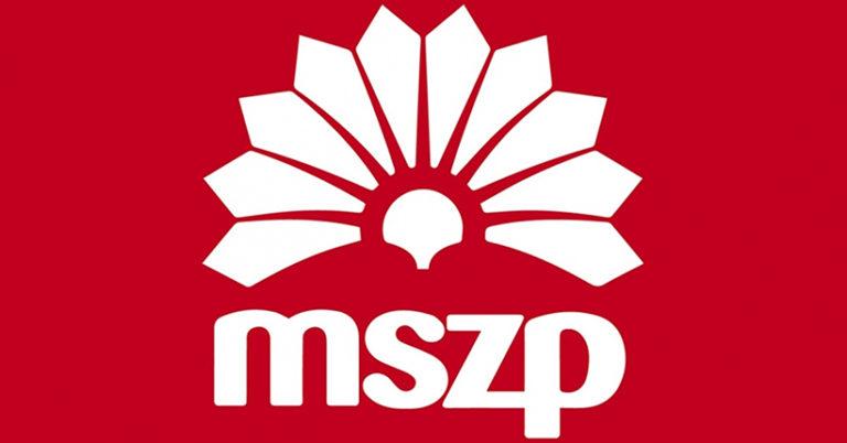 Egyenlő kampányfeltételeket követel az MSZP a pártoknak
