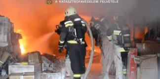 tűzoltók napja