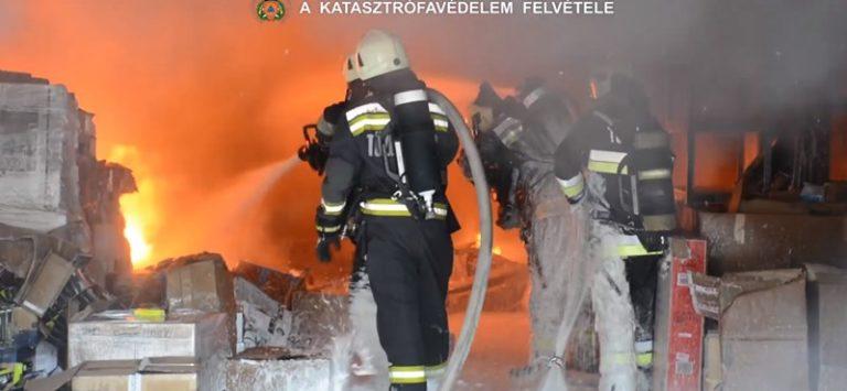 LMP: a tűzoltók napja alkalmából