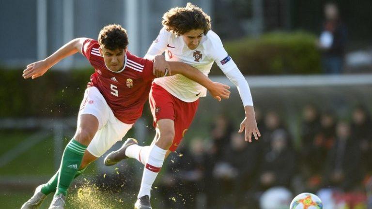 Bravúrgyőzelemmel kezdett a magyar válogatott az U17-es Eb-n