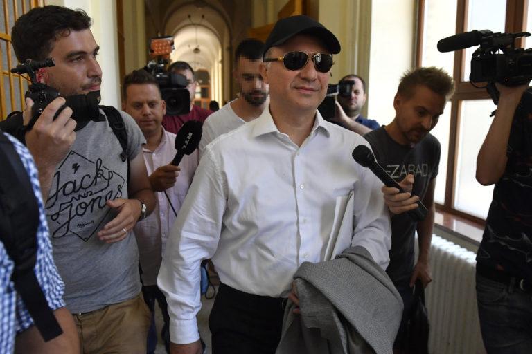 Fővárosi Törvényszék: Gruevszki marad