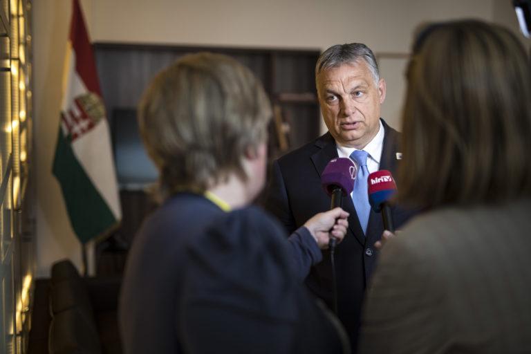 Orbán: érvényes a Tarlóssal kötött megállapodás