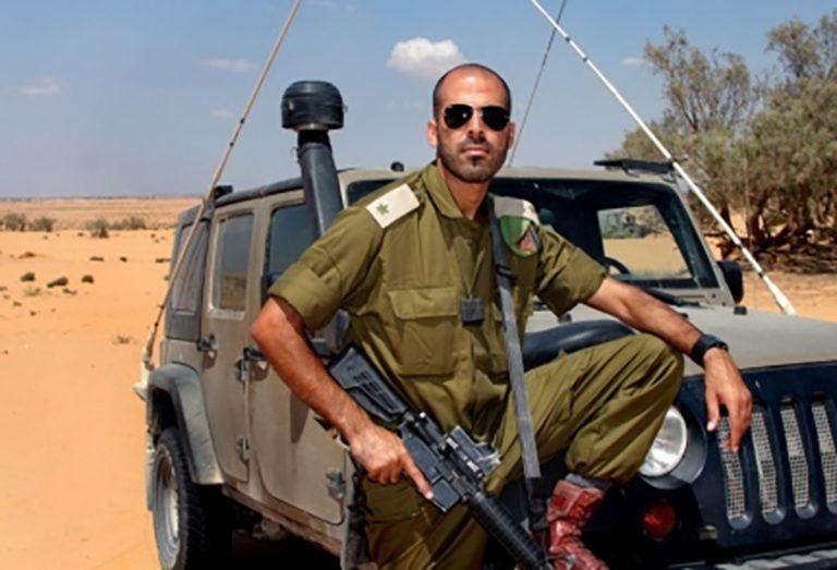 Izrael muzulmán katonája elit alakulatnál szolgál