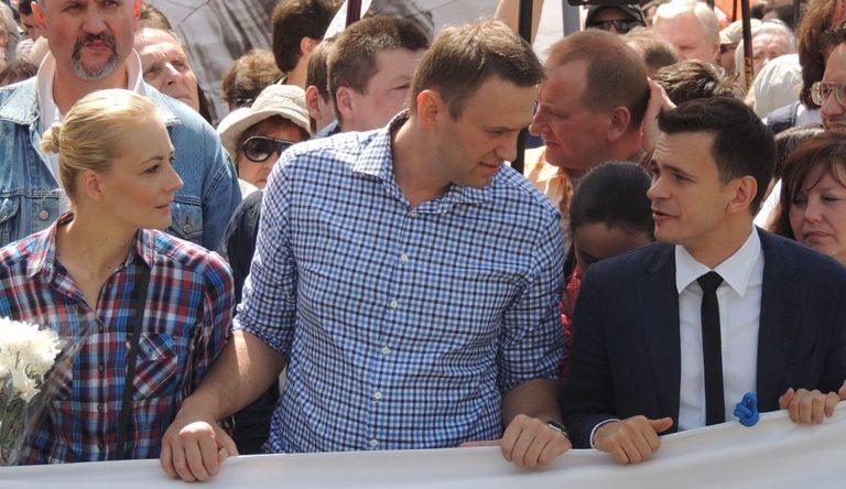 Alekszej Navalnij: sosem voltam allergiás!