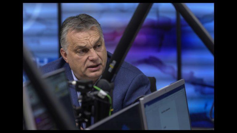 """Heti Orbán"" a Kossuth Rádióban"