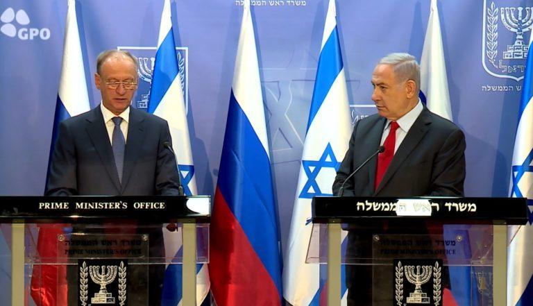 Netanjahu: együttműködésünk megváltoztatta a viszonyokat a Közel Keleten