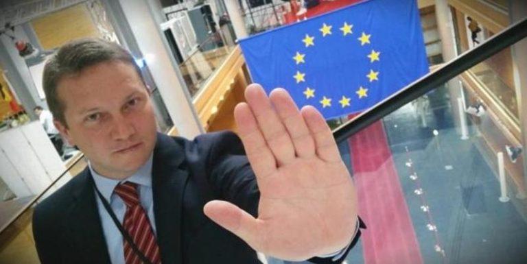 Nem a koronavírus az ellenség, hanem az Európai Unió