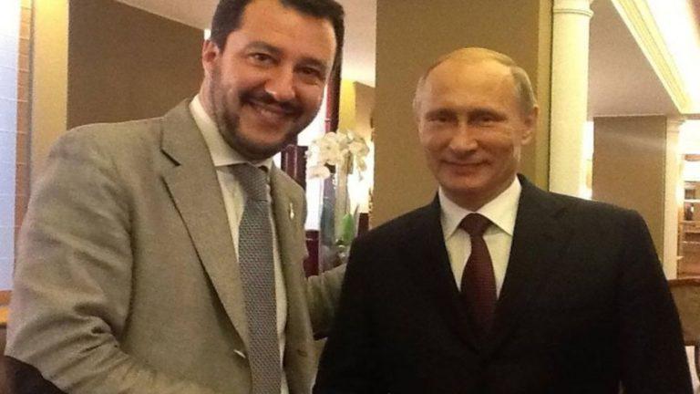 Kínos kazetta: Putyin pénze a szélsőjobboldal ereje