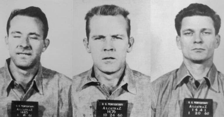Túlélték e az Alcatraz szökevényei?
