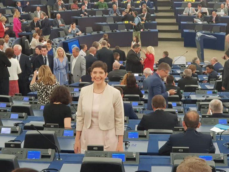Az Európai Parlament alelnökének jelöli az EP baloldali-demokrata frakciója Dobrev Klárát