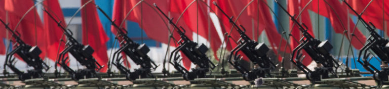Kína világklasszis hadsereget akar 2035-re