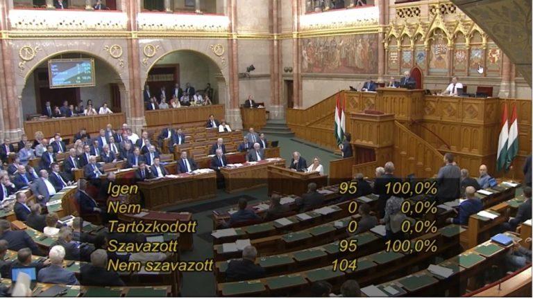 Csökkent a frakció szerepe a Fidesz-kormányzásban