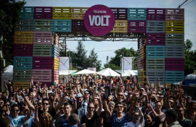 143 ezren vettek részt a VOLT Fesztiválon