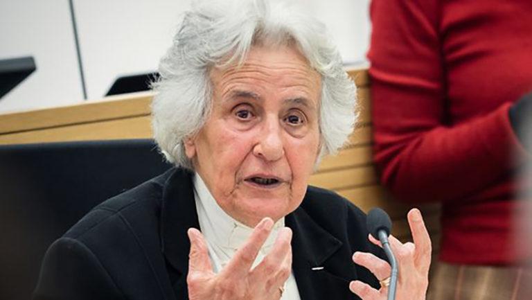 Német nemzeti díjat kapott az Auchswitz túlélő csellista