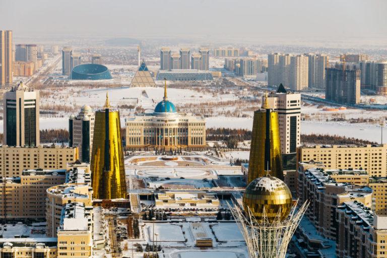 Fald fel Kazahsztánt! – Kazahsztán 1.