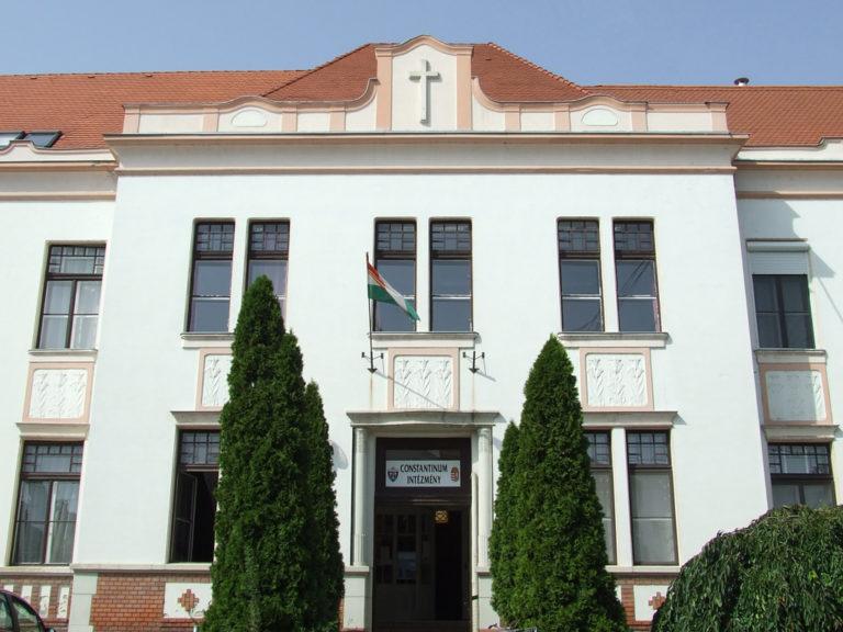 Új iskola Kiskunfélegyházán