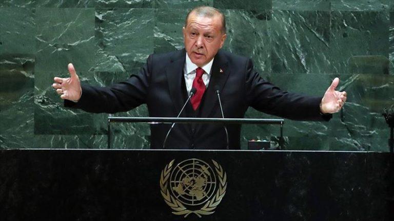 Erdogan összehasonlítja Izraelt a náci Németországgal