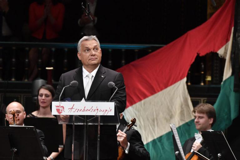 Orbán közhelygyűjteménnyel lépett fel