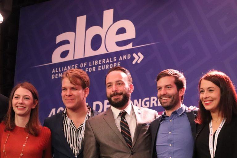 Momentumos alelnököt kapott az ALDE