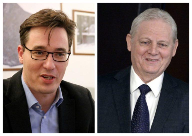 Mai kérdés – Ön szerint ki legyen Budapest főpolgármestere: Karácsony Gergelyre vagy Tarlós István?