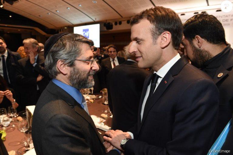 Óriási zsidó központot nyitott meg Macron elnök Párizsban